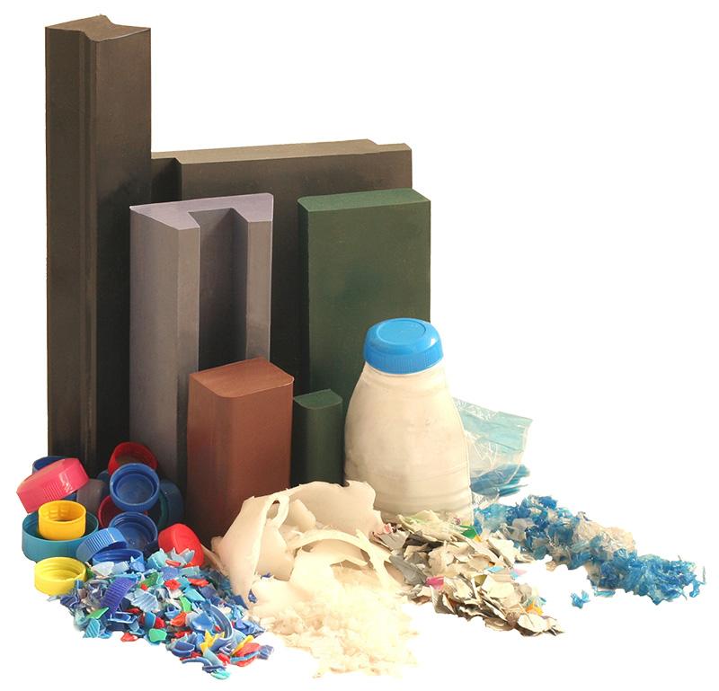 Le Recyclène, recyclage matières plastiques