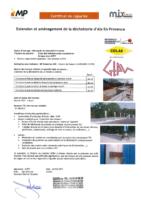 certificat de capacité CPA LA PARADE 2017 [1600×1200]