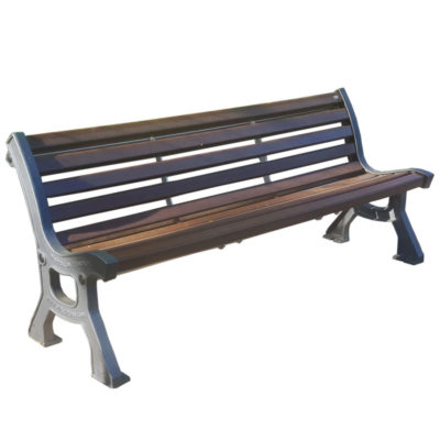 BALMA banc plastique recycle mix urbain