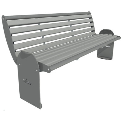 DIVA banc plastique recycle Mix Urbain