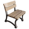 MURANO chaise plastique recycle Mix Urbain
