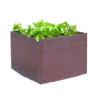 TOLEA jardiniere plastique recycle Mix Urbain