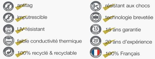Les avantages du Recyclène